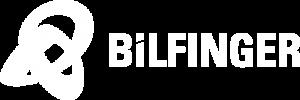Bilfinger Berger Logo weiß transparent