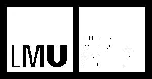 LMU Ludwig-Maximilians-Universität München Logo weiß transparent