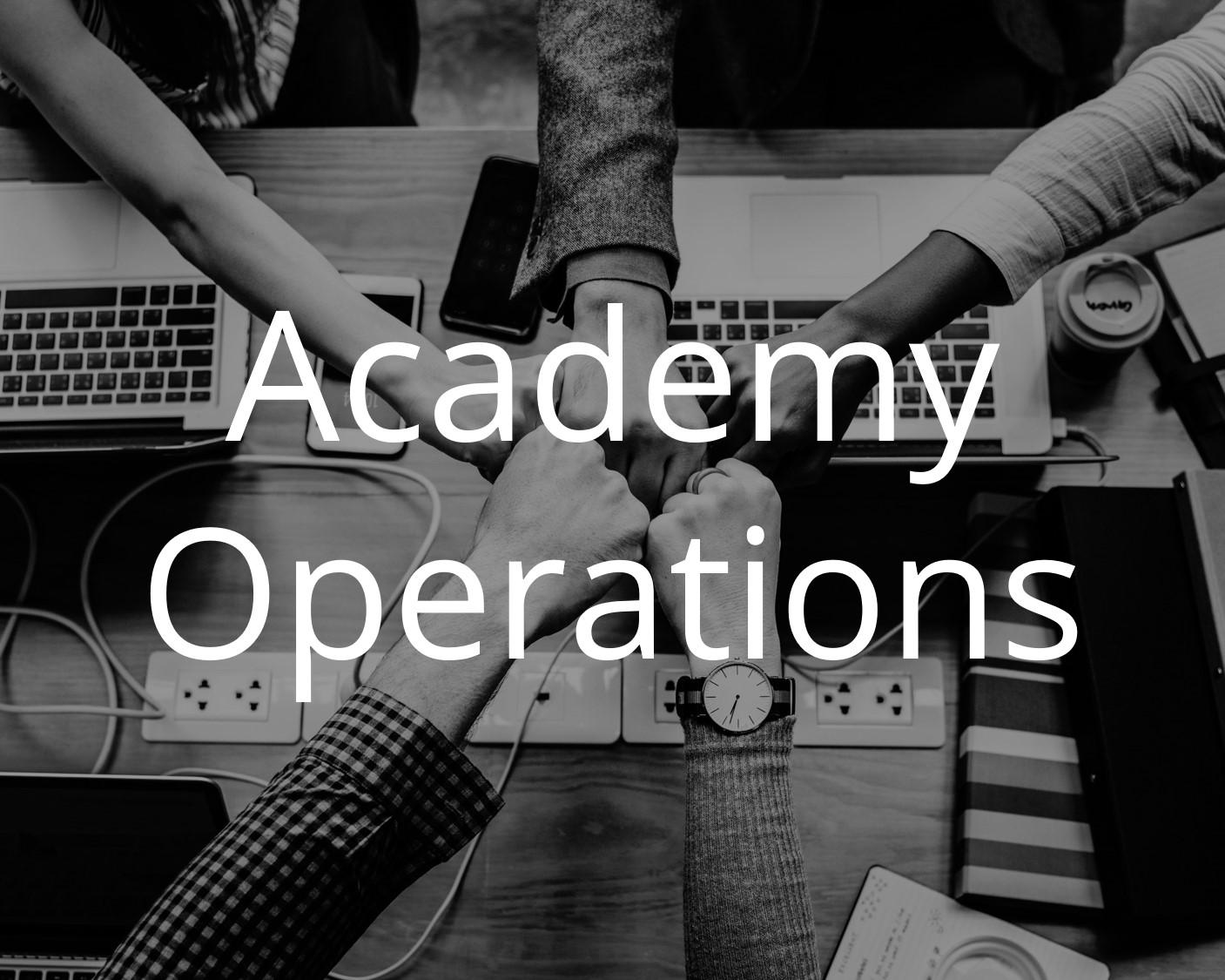 Academy Operations 1