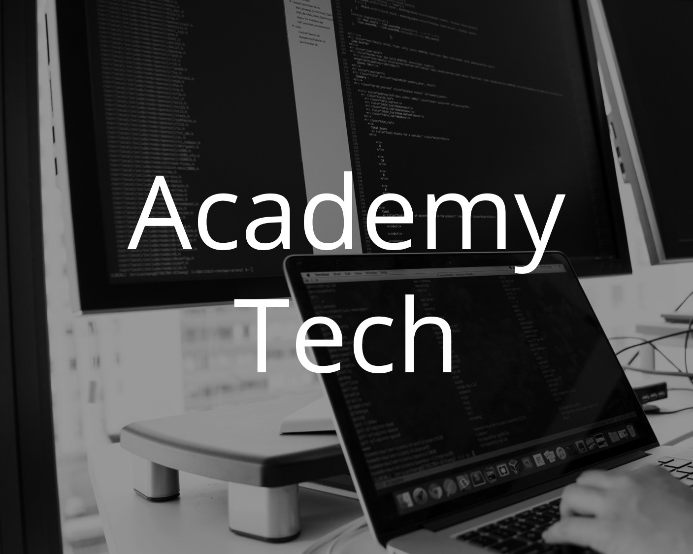 Academy Tech 1